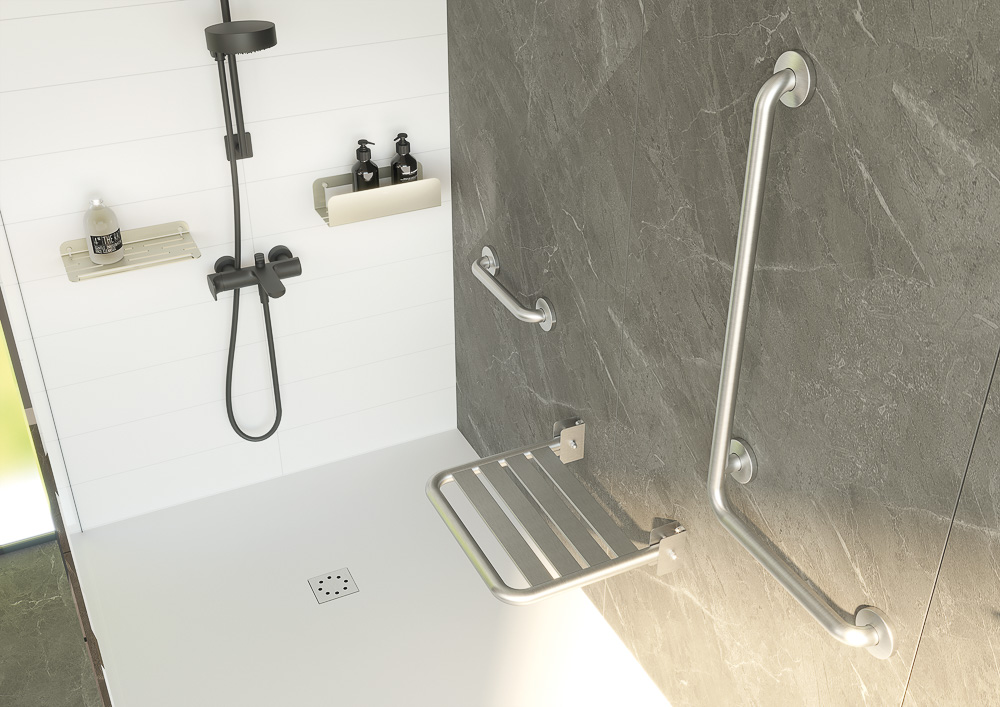 Bathtub Grab Bar Dimensions sonia bath | bathroom furniture, bathroom accessories, basins