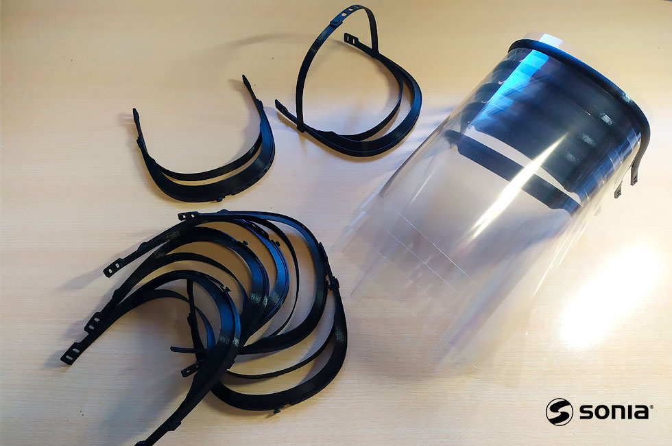 Pantallas protectoras impresora 3D