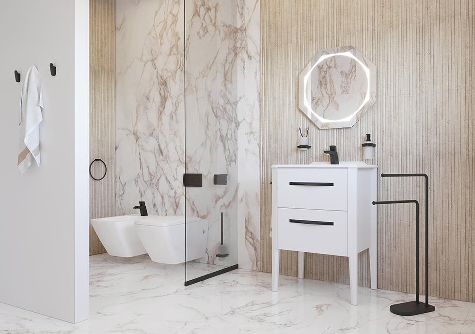 Bathroom furnitureo