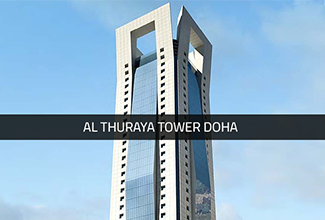 AL THURAYA TOWER DOHA