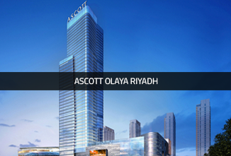 ASCOTT  OLAYA – RIYADH