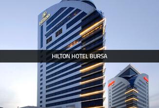 Hilton Spa Hotel Bursa