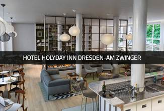 HOTEL HOLIDAY INN DRESDEN - AM ZWINGER