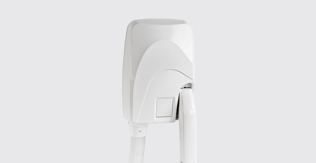 Imagen producto HAIR DRYER WALL MTD.