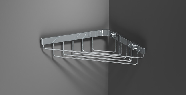 Imagen producto PORTE-SAVON D'ANGLE MIX 5cm