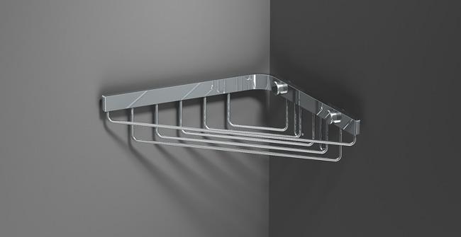 Imagen producto WIRE BASKET, CORNER MIX 5cm