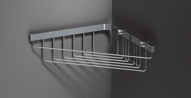 Imagen producto PORTE-SAVON D'ANGLE MIX 7cm