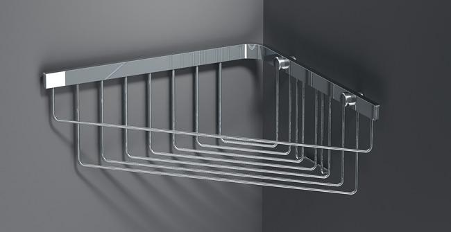 Imagen producto WIRE BASKET, CORNER MIX 10cm