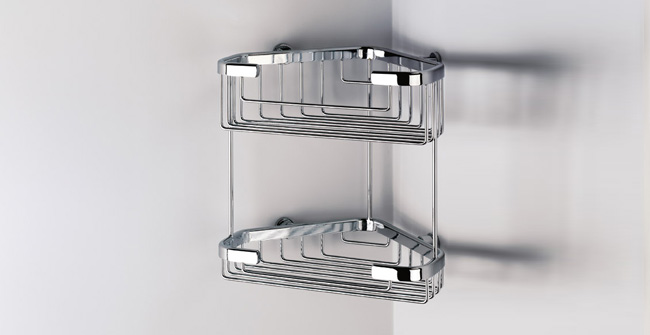 Imagen producto PORTE SAVON METAL ANG. DOUBLE