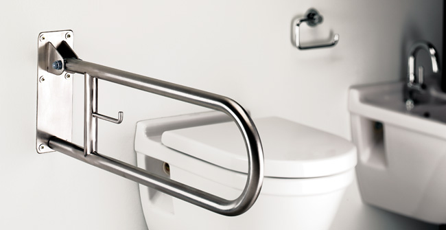 Imagen producto GRAB BAR SWING-UP
