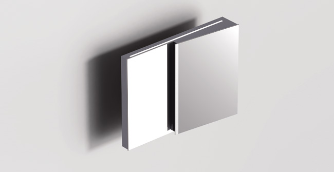 Imagen producto ESPEJO FRACTAL CABINET 90 LED