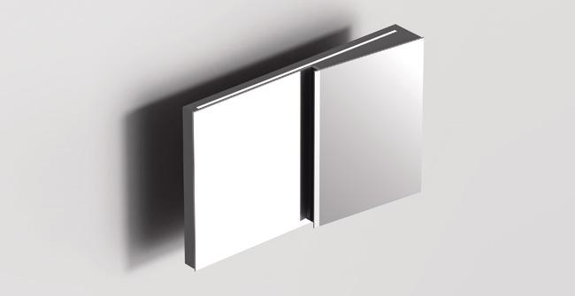 Imagen producto ESPEJO FRACTAL CABINET 110 LED