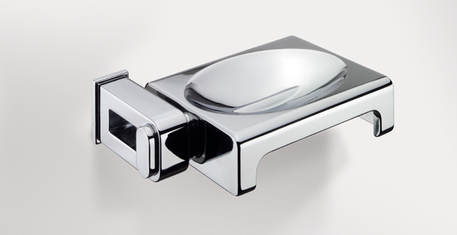 Imagen producto METAL SOAP DISH