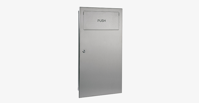Imagen producto WALL OPENED RECESSED 14L BIN