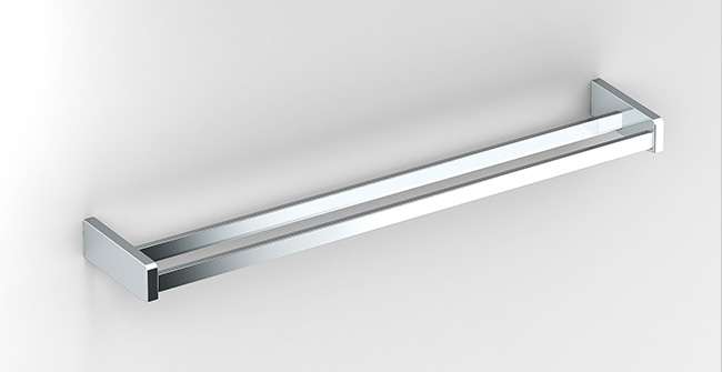 Imagen producto DOUBLE TOWEL BAR 750 mm.(30
