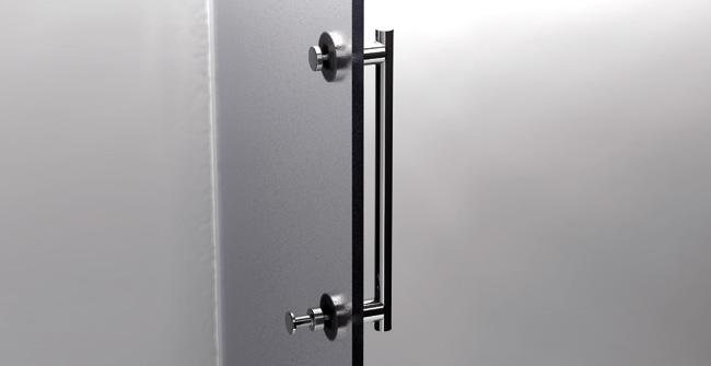 Imagen producto SHOWER DOOR BAR 400 + HOOK